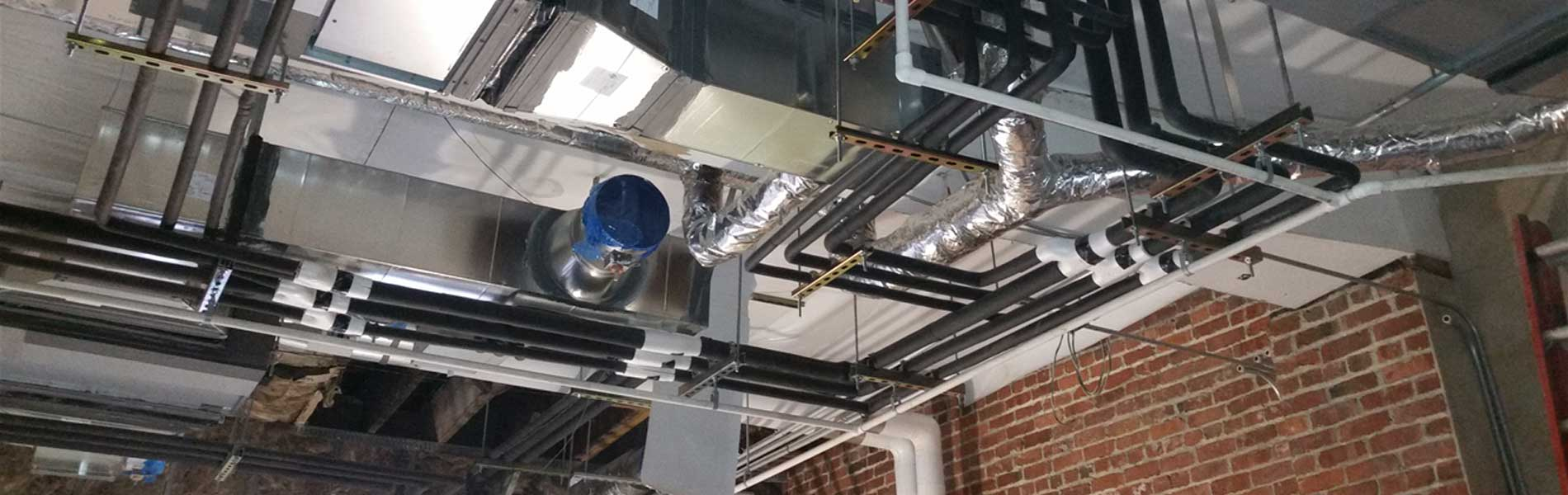 RESIDENTIAL & COMMERCIAL HVAC SERVICES